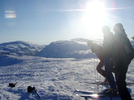 foto: Rødland, på bilde: Knut F, Anders N, Ryan W i Ålsheia